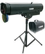 China OEM / ODM 4000w Stage Lighting follow spot lighting 5600k For Outdoor Performance on sale