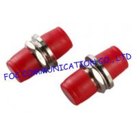 Wholesale FC Big D And Small D Type Fiber Optic Connector Adapters With Low Insertion Loss from china suppliers