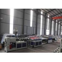 Wholesale WPC Plastic Board Production Line , High Efficiency WPC Plastic Board Extruder from china suppliers