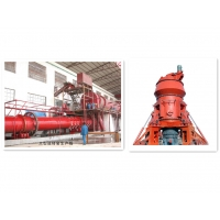 Wholesale Gold Dressing Vertical Roller Mill Big Capacity ISO 9001 Approved from china suppliers