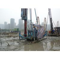 Buy cheap XPG-65 long mast jet grouting drilling rig single double triple jet grouting drilling rig product