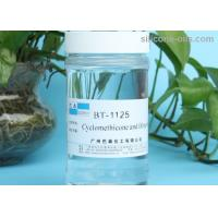 Wholesale Cyclomethicone & Dimethicone Silicone Oil High Viscosity 0.91 Specific Gravity from china suppliers