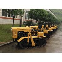 China 30hp Mini Diesel Salt Field Tractor Crawler Bulldozer Compact Dozer on sale