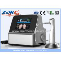 China Low Intensity Extracorporeal Shock Wave Therapy ESWT Device For Cellulite Reduction on sale