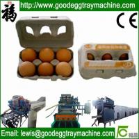 Wholesale Full Atomatic Paper Pulp Egg Tray Machine(FC-ZMW-4) from china suppliers