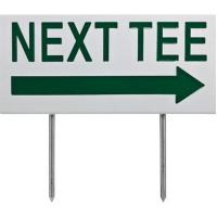 Wholesale Golf signs signs signs Golf Open table from china suppliers
