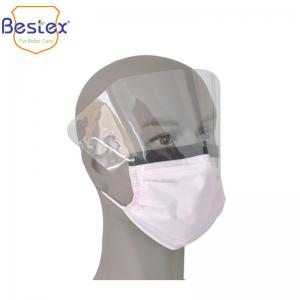 Wholesale Medical Standard  Anti Fog 3ply PFE 99% Disposable Earloop Face Mask from china suppliers