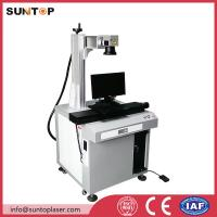 Wholesale Bath room and kitchen products fiber laser marking machine with laser power 20W from china suppliers