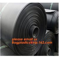 Wholesale 0.8mm pond liner hdpe fish pond geomembrane,Composite Geomembrane for fishing pond,Polyester Needle Punched Nonwoven Geo from china suppliers
