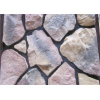 Building artificial Scattered stone with moulding of different shapes for wall cladding decoration