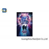 Wholesale High Resolution Lenticular Greeting Cards Movie Star Photo Eco - Friendly Material from china suppliers