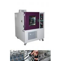 China Footwear Cold Test Chamber With Leather Flexing 3 Sets Shoe Bending  2 Set Ross Flexing 1 Set on sale