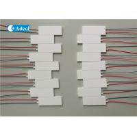 Quality Industrial Peltier Thermoelectric Modules 25mm Length 25mm Width for sale