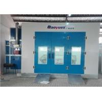 Garage Portable Paint Booth : Large portable garage spray booth equipment m width