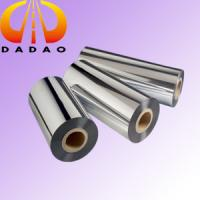 Wholesale ultra low temp heatsealable metallized CPP film for chips from china suppliers