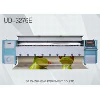 Wholesale Automatic HD Solvent Printing Machine , UD 3276E PVC Sticker Printing Machine from china suppliers