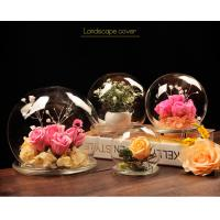 Wholesale BA (9) home docor clear acrylic spheres cover from china suppliers