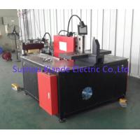 Wholesale Busbar Punching Machine for busbar Multi - Functional process from china suppliers