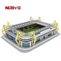 Wholesale 3D PUZZLE STADIUM MODEL/EDUCATIONAL GAMES 3D puzzle from china suppliers