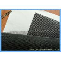 China Corrosion Resistance Stainless Steel Window Screen With Clear Vision on sale