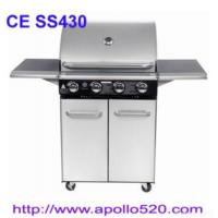 Wholesale 4burner Outdoor Bbq Barbecue Stainless from china suppliers