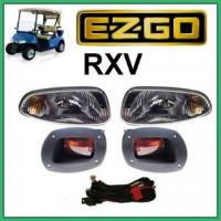 Wholesale Golf Cart Headlights And Tail Lights / Electric Golf Buggy Accessories from china suppliers