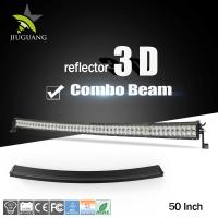 50 Inch 288W Jeep Off Road Lights PC Lens Material 24 Months Warranty