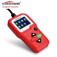 Wholesale Automotive Error Code Reader Car Engine Tester KW680 Konnwei Support Data Printing from china suppliers