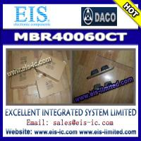 Buy cheap MBR40060CT - DACO - DIODE SCHOTTKY 60V 400A 2TOWER - Email: sales014@eis-ic.com from wholesalers