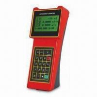 Wholesale Handheld Ultrasonic Flow Meter, Used for Measuring Flow of Pipe from china suppliers