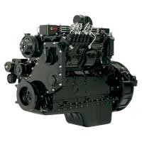 China High Speed Cummins Diesel Engines , 6 Cylinders Tractor Trailer Engines on sale