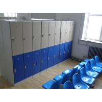 Wholesale 2000 * 933 * 470mm Changing Room Lockers 3 Comparts 3 Column For Employee from china suppliers