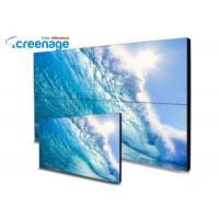 Buy cheap Wall Mounted Lcd Ad Display , Splicing Commercial Video Wall With Samsung Panel from wholesalers