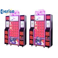 China Luxury Gift Coin Player Benefit Vending Machine With Two Touch Screen on sale