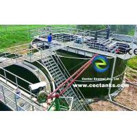 China Glass Fused To Steel Water Storage Tank For Agriculture With ISO9001 Certification on sale