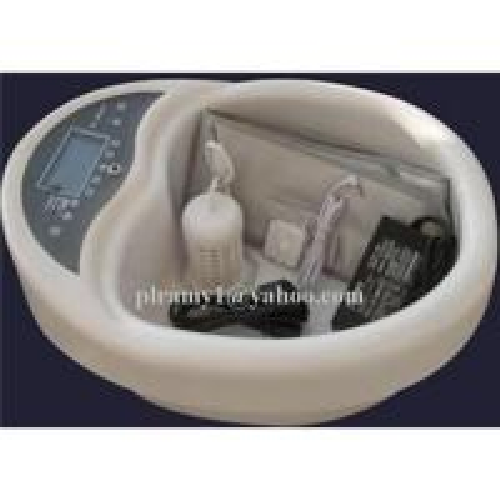 ionic detoxification foot bath detox machine