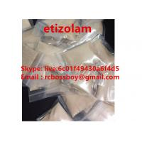 Buy cheap Research Chemical Powders etizolam Aluminum Foil Bag Package Cas 40054-69-1 from wholesalers