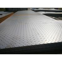 Wholesale ASTM A36 Checkered Carbon Steel Plate ASTM B209 Thickness 2mm - 100 Mm from china suppliers