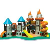 Buy cheap Outdoor Playground Equipments A-01704 from wholesalers