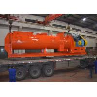 Wholesale 200t/H-300t/H Capacity Continuous Concrete Mixer , High Speed Continuous Powder Mixer from china suppliers