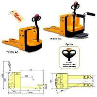 Wholesale Powered Pallet Truck (TE. AC/TK. AC Series) from china suppliers