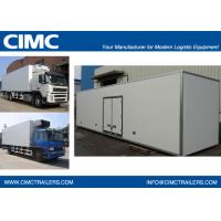 8600mm Koegel FRP+PU+FRP composite Insuated and Refrigerated kits and Box