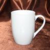 Wholesale superwhite fine quality coupe shape  porcelain mug /milk mug 360ml from china suppliers