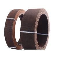 Wholesale Windlass Capstan Woven Brake Lining Roll , Friction Brake Lining Material from china suppliers