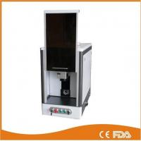 Wholesale Full Enclosed Model Fiber Laser Marking Machine 20w from china suppliers