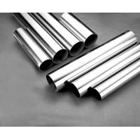 Wholesale Precision Stainless Steel Welded Pipe , 304 304L 316 316L SS Welded Tube from china suppliers