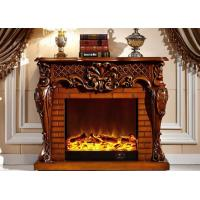 Energy Efficient Contemporary Electric Fireplace For Reception Room Hotel Hall 104120263