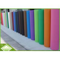 Wholesale 100% Virgin PP Non Woven Cloth Roll , Non Woven Polypropylene Fabric Suppliers from china suppliers