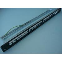 Wholesale Keystone STP Network Patch Panel 0.66U for Computer center -40 - 70° C from china suppliers