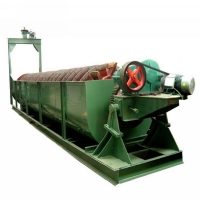 Wholesale 11KW High Weir Spiral Classifier For Iron Ore Concentration Plant from china suppliers